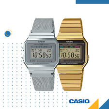 GENUINE Casio A700 Classic Slim Digital Watch Mens Womens Alam FREE AU SHIPPING