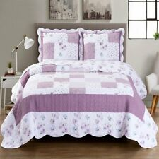 Ventura 3-Piece Oversized Bedspread Coverlet Set