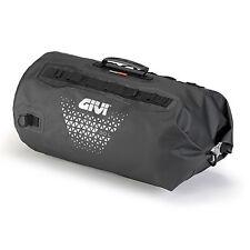 GIVI wasserdichte Gepäckrolle Seesack  Tasche, 30 L, Farbe schwarz UT801