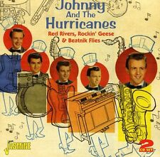 Johnny & the Hurrica - Red Rivers Rockin Geeese [New CD] UK - Import