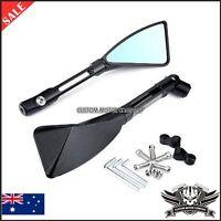 Black Blade Sickle Grim Reaper Scythe Mirrors for 2014 Kawasaki Vulcan 900 VN900