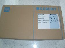 Geberit actuator chrome plate