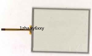 New For 2711P-RCKS Touch screen glass #ZH