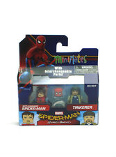 Marvel Minimates Battle Damaged Spider-Man & Tinkerer Homecoming Movie Series 73