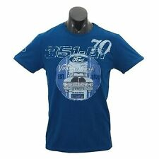 Ford Falcon XY GT Mens Vintage Muscle Printed Short Sleeve T Shirt Size S