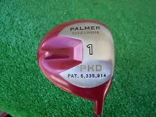 Palmer PHD Oversize 10.5 Driver Ladies Flex Shaft NEW Driver With Power Wedge RH