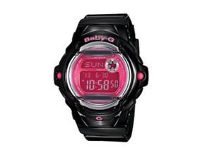 Casio  Baby-G   BG-169R-1B Women's  World  Time  Digital  Led  Light Watch BG169
