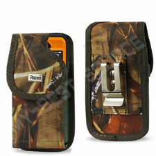 (A10) Pouch Belt Clip Holster Cover For iPhone 7 Plus Fits LifeProof C