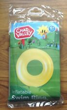 Chad Valley Inflatable Swim Ring 6+ Years. Free Postage