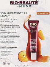▬► PUBLICITE ADVERTISING AD Bio-Beauté NUXE crème hydratante lissante  2012