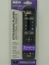 RCA RCRST02GR 2-Device Universal Streaming Remote for Roku, Apple TV, Sony