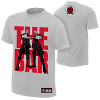 """Official WWE - Sheamus & Cesaro """"The Bar"""" Authentic T-Shirt"""