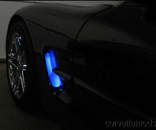 C5 Corvette 1997-2004 LED Fender Cove Lighting Kit - 2Pc