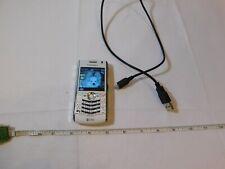 Blackberry Alltel Qualcomm 3G CDMA pearl vintage cell phone 8130 RARE powers