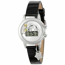 Disney Women's Silver Case Wristwatches
