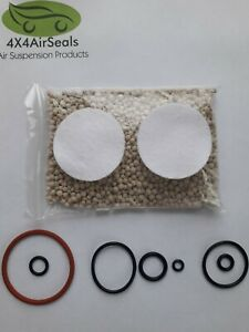AMK Air Suspension Compressor Air Dryer Standard Filtration Repair kit