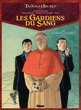 Triangle Secret Gardiens du Sang • Crane de Cagliostro • 2009 • Etat Neuf