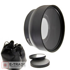52MM 0.43x Lensso Photo Professional HD Wide Angle Lens (w/ Macro Portion) for N