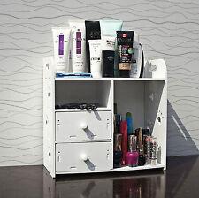 Makeup Cosmetic Holder Jewellery Cabinet Perfume Storage Organizer Box Drawer