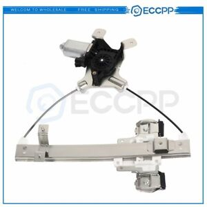 For 2007-2014 Chevrolet Tahoe Rear Right Power Window Regulator with Motor