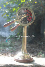 14� Antique Nautical Maritime Ship's Telegraph Vintage Collectible Engine Room