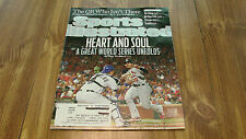 10-31-11 Sports Illustrated Magazine Jon Jay St. Louis Cardinals on cover