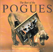 The POGUES Best Of  CD 1991
