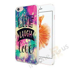 Live Laugh Love Case Cover For Apple iPhone Samsung Huawei Etc 035-6