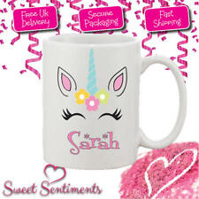 Personalised Unicorn Your Name Mug