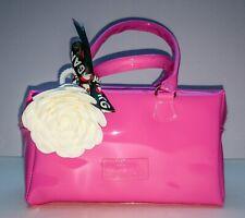 Ladies Morgan Pink Make-up / Shower Bag with Soft Body Scrub Brand New