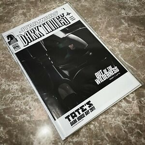 Star Wars DARK TIMES #1 Out of the Wilderness Tates Variant NM + CGC READY
