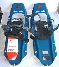"New listing MSR Evo Trail Snowshoes  22"" Teal New w Tag"
