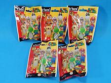 5x K'Nex Super Mario Series 7 Blind Bags