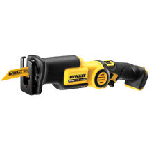 DEWALT DCS310N Compact Pivot Reciprocating Saw 10.8 Volt Body Only Bare Tool