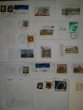 Briefmarken-Ganzsachenaus der BRD mit Ganzsache
