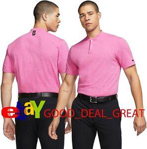 2019 Tiger Woods TW AeroReact Vapor Polo Shirt BV1315-623 $90  Pick Size
