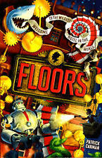 Floors by Patrick Carman (Paperback, 2012) New Book! Tweens