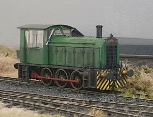 Heljan Class 05 'Cider Queen' Green Weathered DCC Fitted