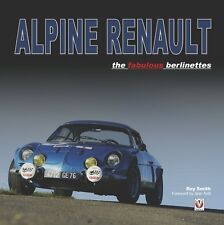 Alpine Renault – The fabulous berlinettes book