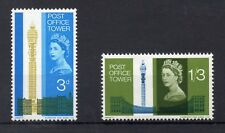 GB 1965 SG 679 - 680 m/m OPENING OF POST OFFICE TOWER