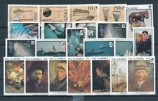 [G352811] Gambia good lot of stamps very fine MNH