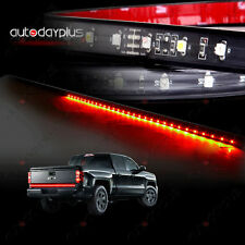 "49"" Red LED Strip Tailgate Bar Brake Stop Turn Signal Light for Toyota Ford US"