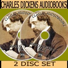 30 CHARLES DICKENS ENGLISH MP3 AUDIO-BOOKS PC-DVD OLIVER TWIST CHRISTMAS CAROL +