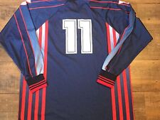 1998 Iron Maiden Eddie Football Shirt Top Jersey Adults Large XL Soccer Jersey