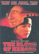 Blood of Heroes With Rutger Hauer DVD Region 1 031398838128