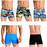 Men's Swimming Bikini Briefs Pad Swim Surf Board Trunks Shorts Swimwear Summer