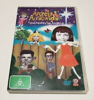 Angela Anaconda - Touched by an Angel-a - (2005, DVD, 5 Episodes) - 90s TV Show