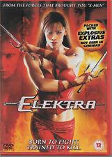 Elektra 2005 DVD Jennifer Garner Goran Visnjic Kirsten Prout