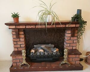Electric Fireplace Fire Effect-Collection only London SE13- not tested