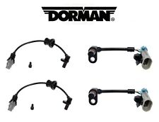 For Chevy Saturn Set of Front & Rear Left & Right ABS Wheel Speed Sensors Dorman